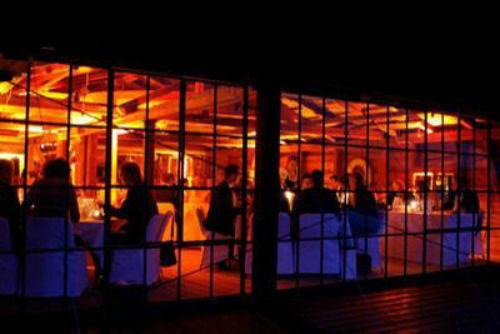 Beispiel: Feiern im Bootshaus, Foto: Hotel Terrassenhof.