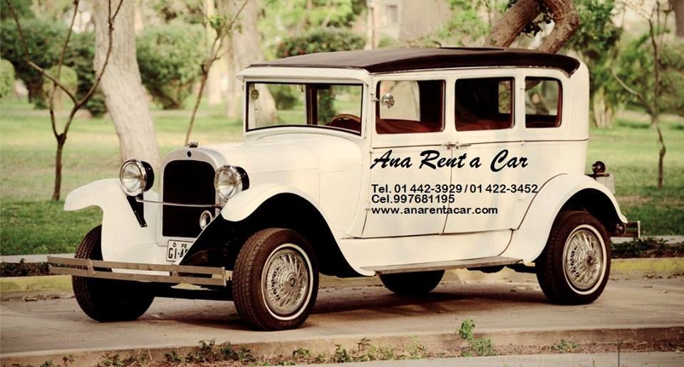 Ana Rent a Car