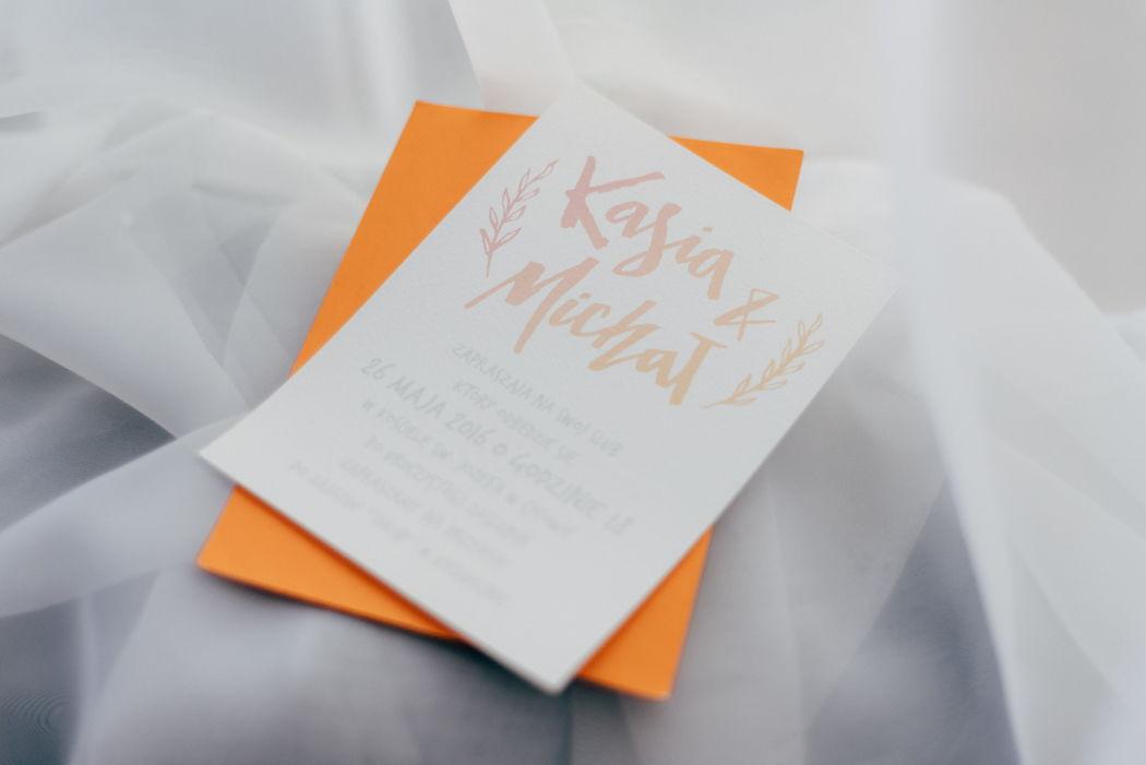 Polish Paper - Zaproszenia ślubne i kaligrafia