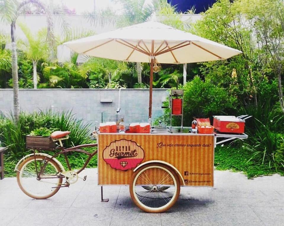 Bike Retrô Gourmet