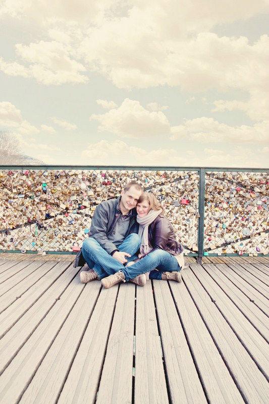 Organisation d'une journée surprise pour des amoureux