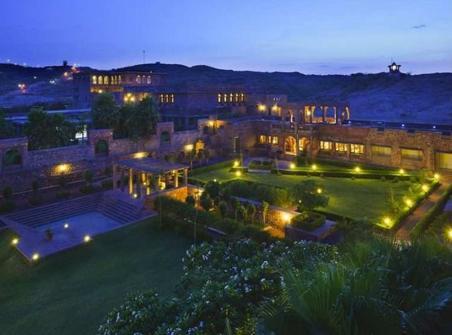 Bijolai Palace A TreeHouse Hotel
