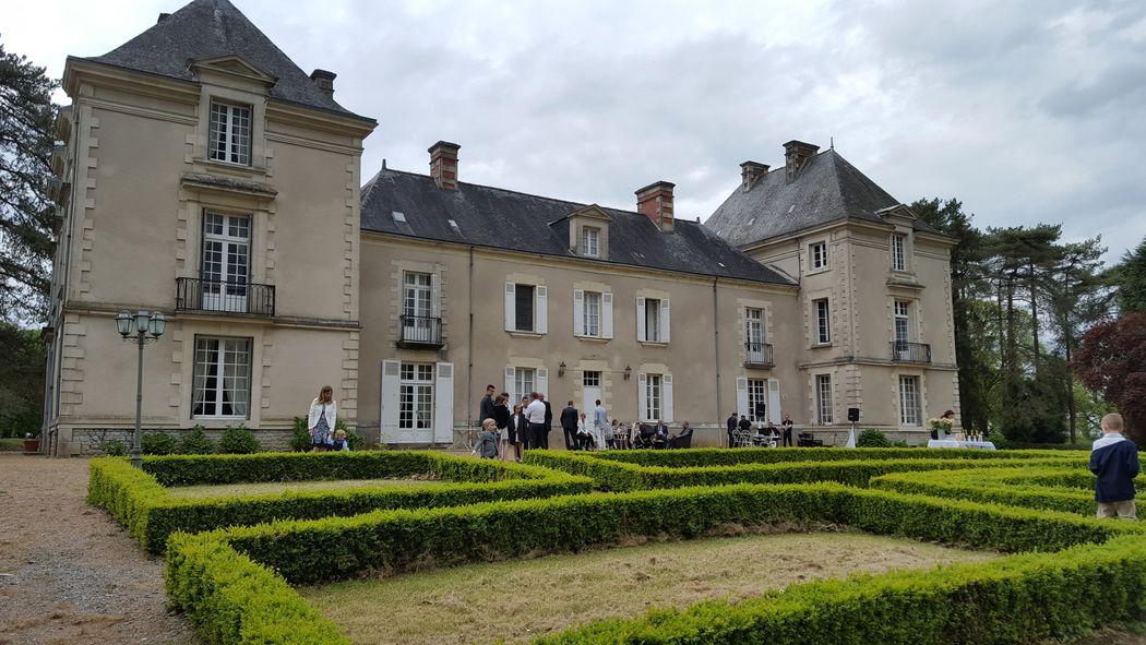 Mariage au château - Agence Passionnément