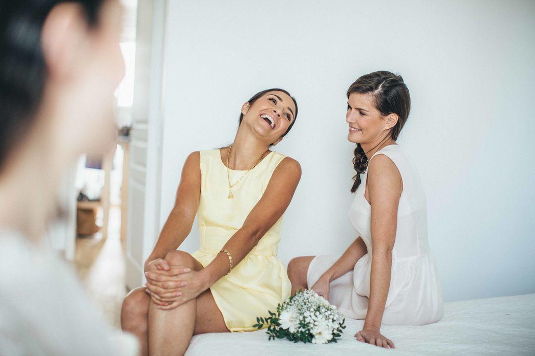 Atelier Charlotte Auzou - Robes à personnaliser semi-mesure pour les témoins et demoiselles d'honneur de la mariée