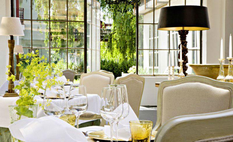 Beispiel: Restaurant, Foto: Hotel Zur Bleiche.