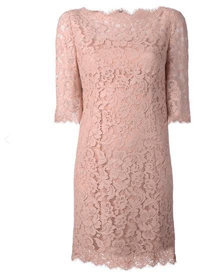 Vestido Doce & Gabbana, Farfetch