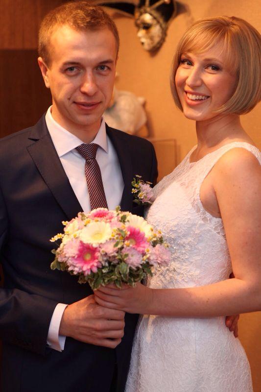 Наталья. Не всегда Невеста -это образ с причёской