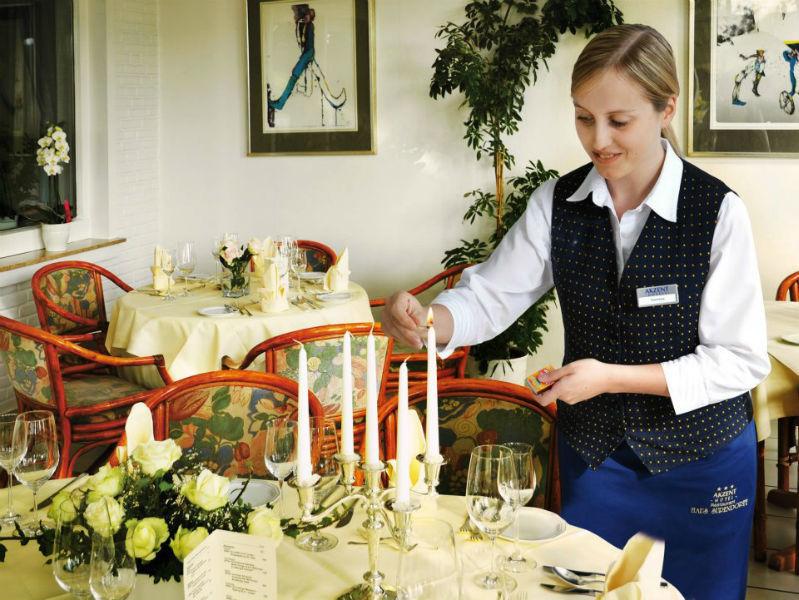 Beispiel: Service, Foto: AKZENT Hotel Surendorff.
