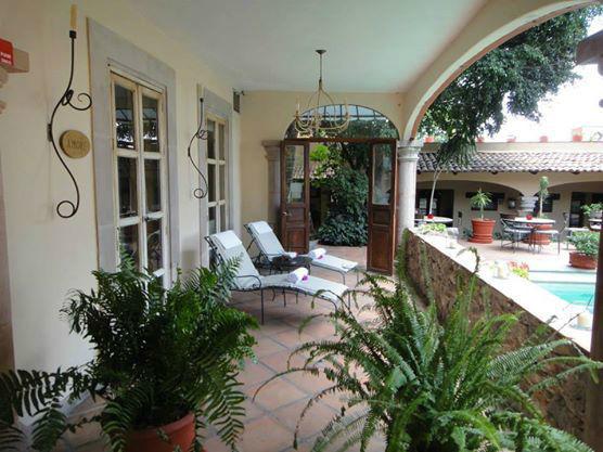 Hotel Villa Rivera San Miguel