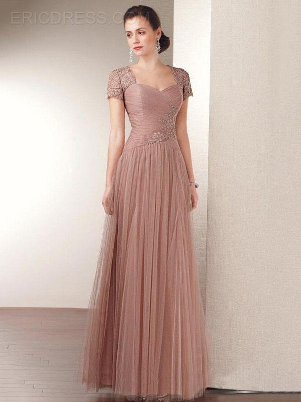 vestido de madrina super sencillo