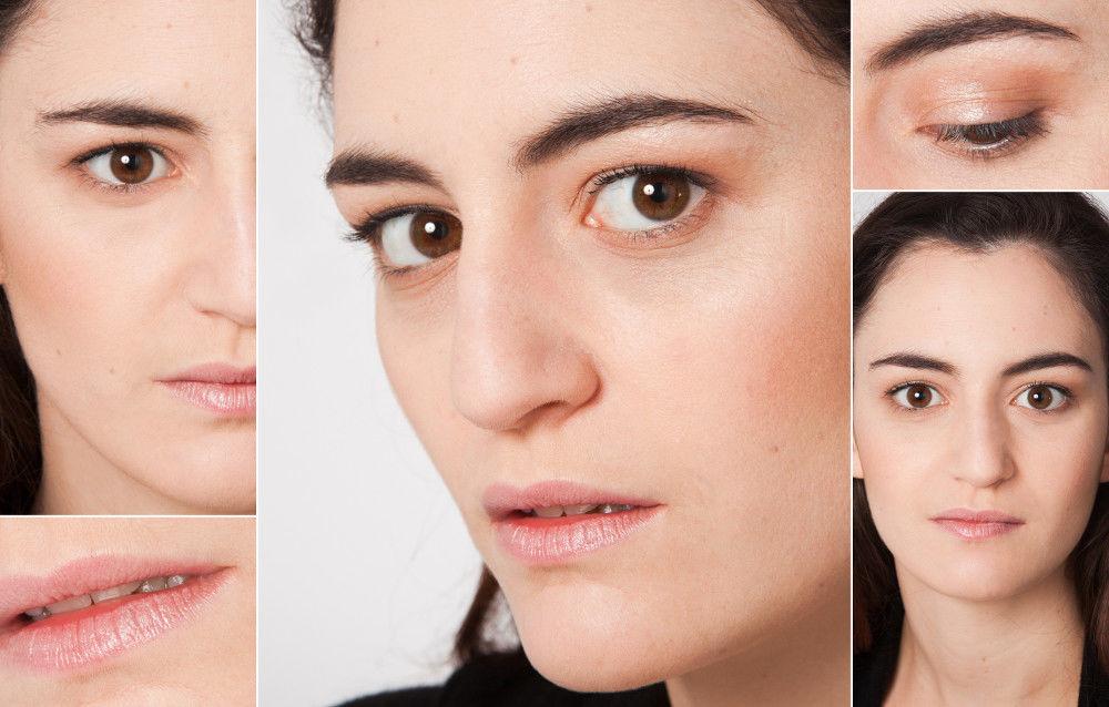 Margot Dumas Maquillage /  Photographe : Emmanuelle Trompille