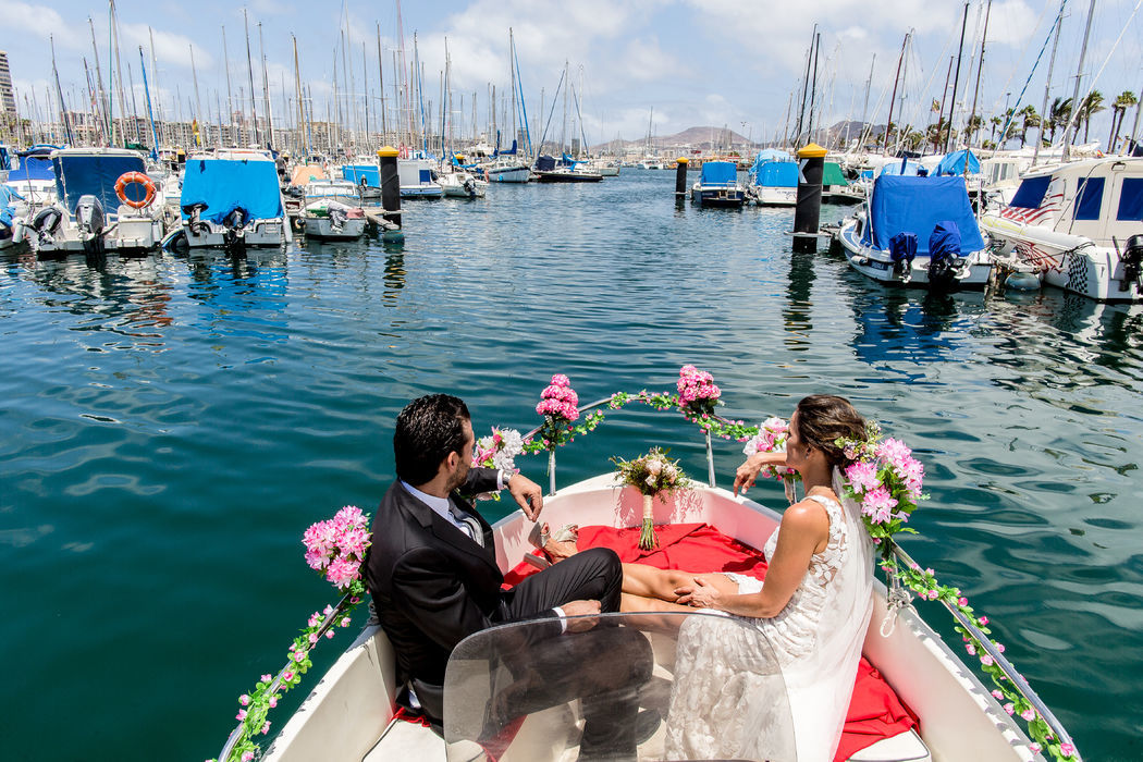 Neena Davis - Destination Weddings Canary Islands