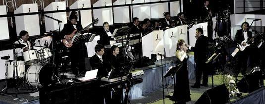 Los Internacionales en Concierto y homenaje a Gualberto Castro.