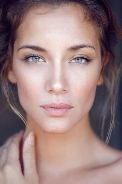 Beispiel: Professionelles Make-up, Foto: K-Styling.