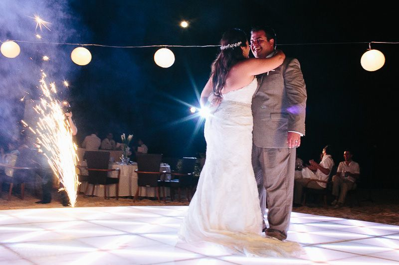 Primer Baile Mar y Amor