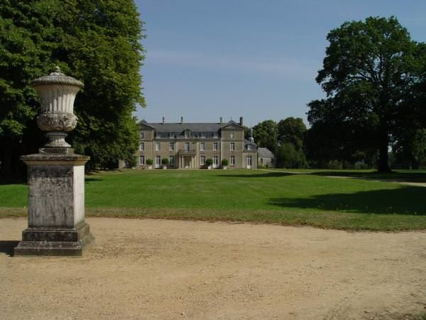 Château d'Eporcé