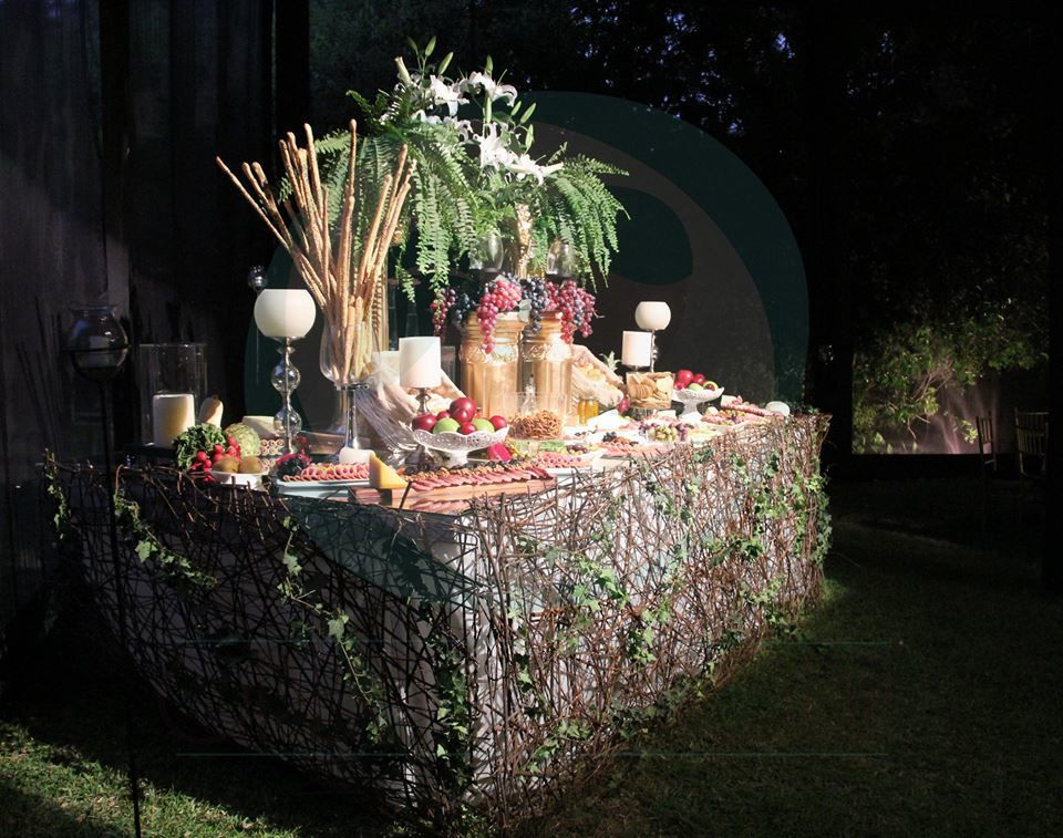 Alexander Petricek - Catering y eventos