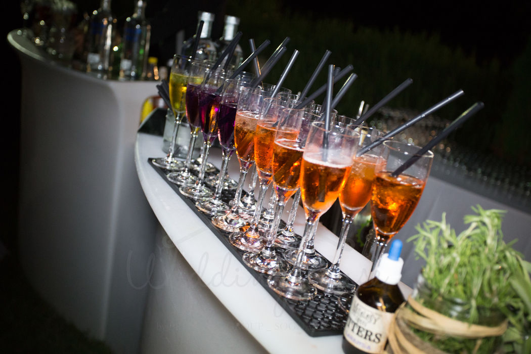 wedding house drinks