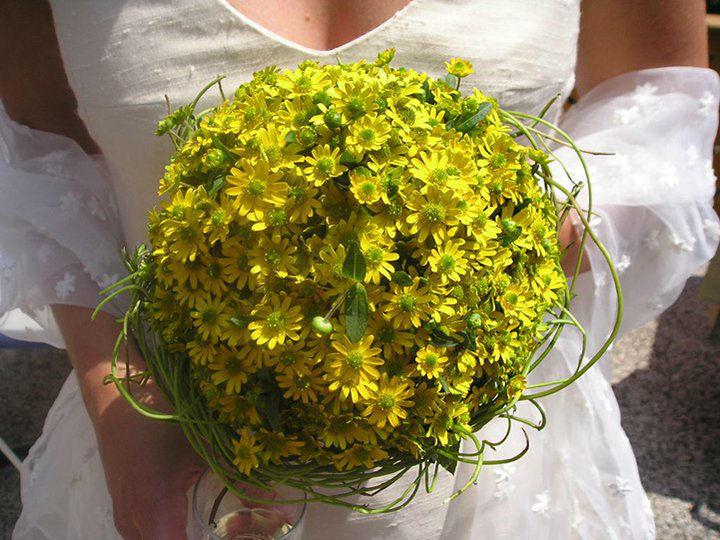 Beispiel: Traumhafte Brautsträuße, Foto: Garten Kochauf .