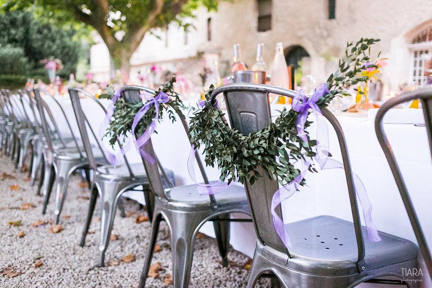Mariage dans les Alpilles de Clémence & Corentin ©Tiara Photographie