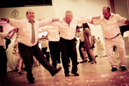Beispiel: Partymusik für alt und jung, Foto: Internet.