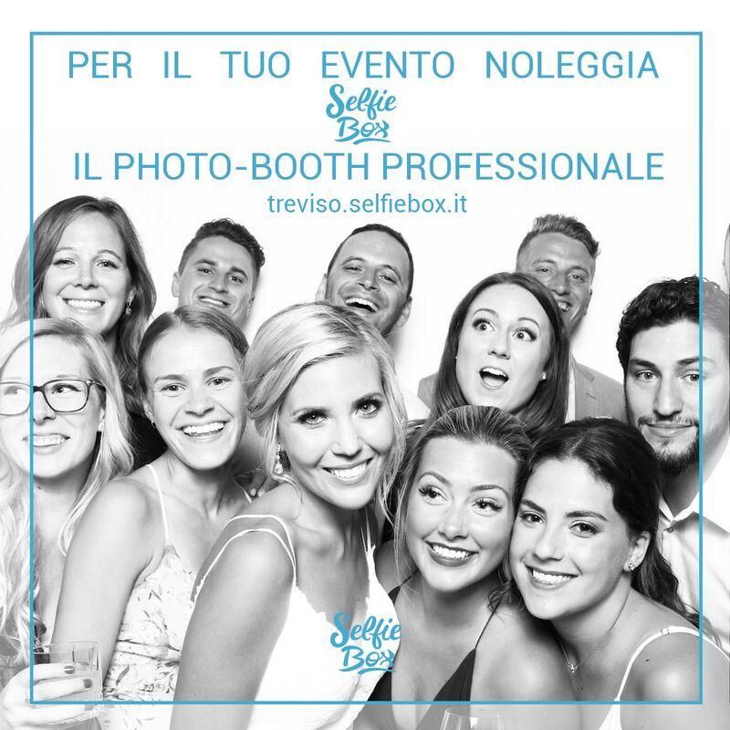 Selfie Box Treviso