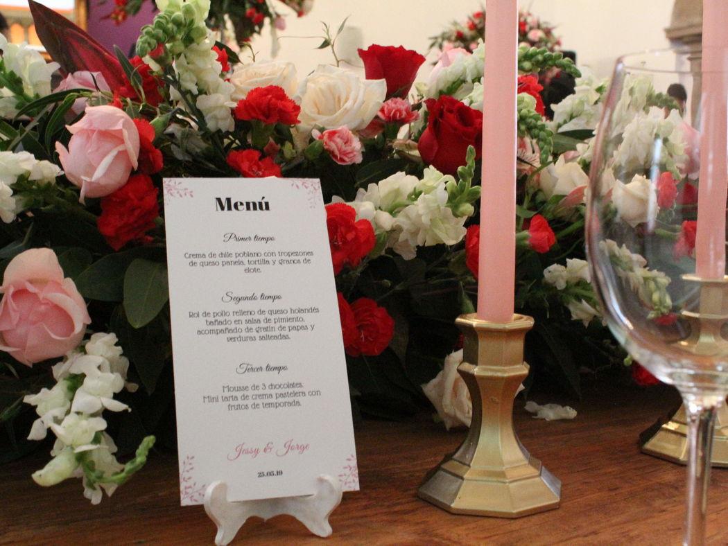 Peregrina Wedding Planning and Design