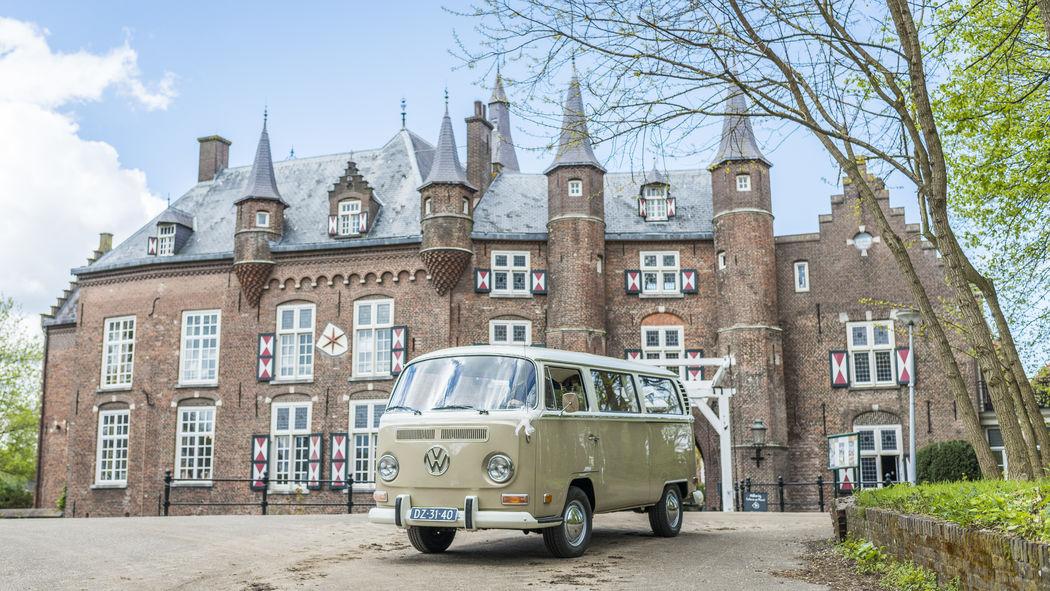 Trouwbus Tilburg