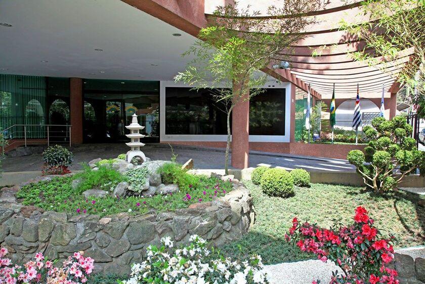 Salão de Eventos do Hotel Leques
