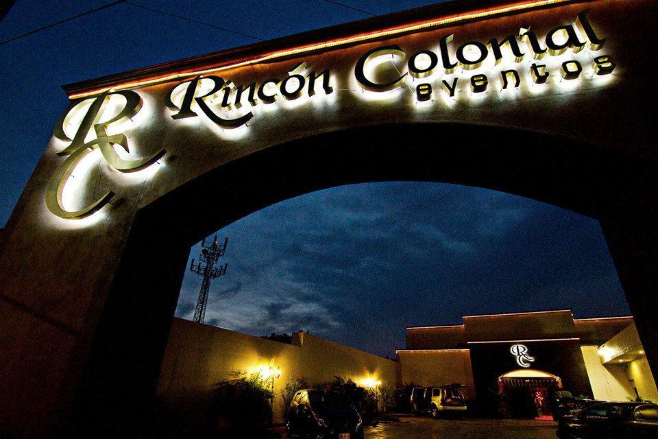 Rincón Colonial. Salones. Apodaca, NL.