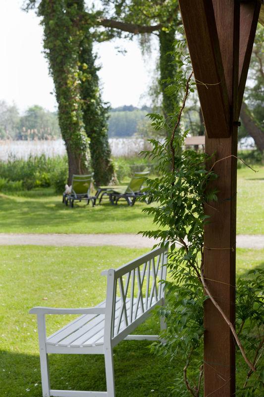 Beispiel: Umgebung - Garten, Foto: Landhaus am See Alte Eichen.