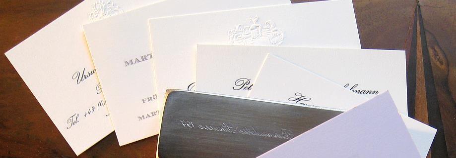 Druckateur - Klassische Drucksachen