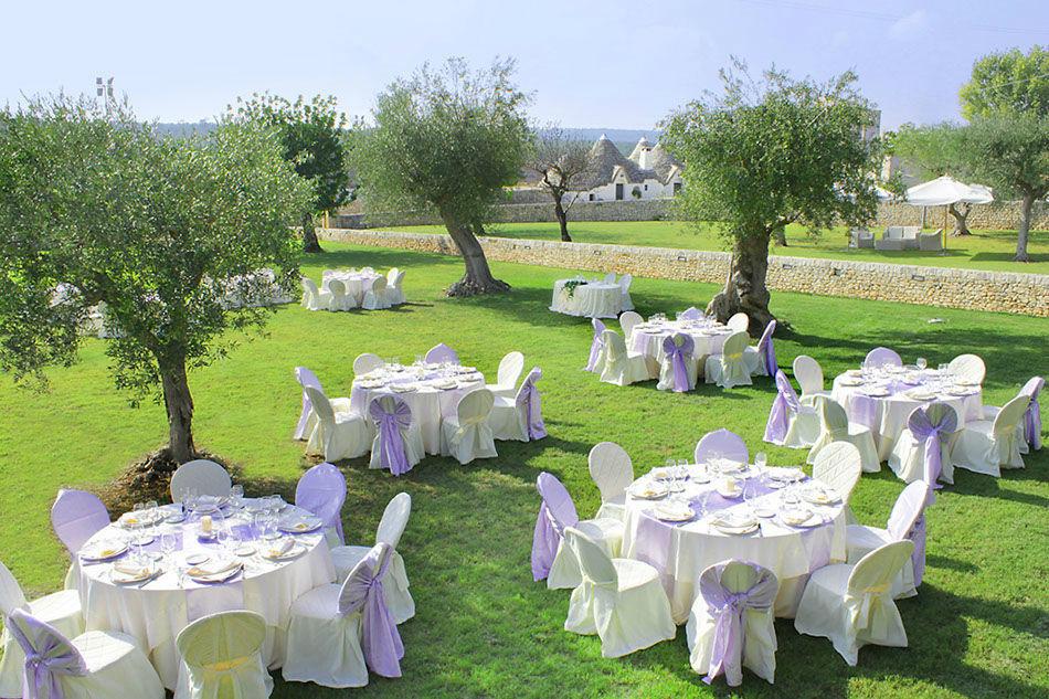 L'Uliveto, splendida location per un matrimonio country chic