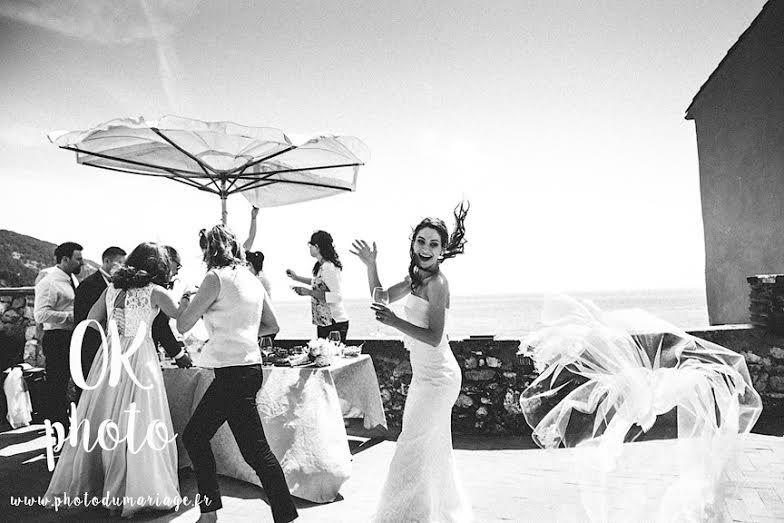 Mariage au cœur de la Provence. Credit photo : OK Photo, photographe de mariage Provence. www.photodumariage.fr