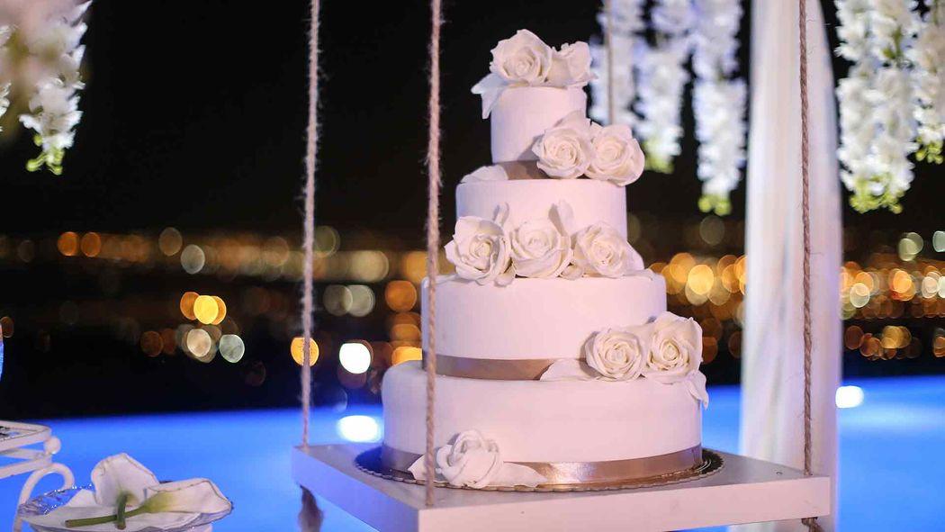 Villa Andrea di Isernia, wedding cake