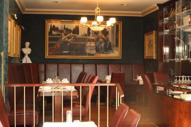 Beispiel: Restaurant, Foto: Da Vinci.