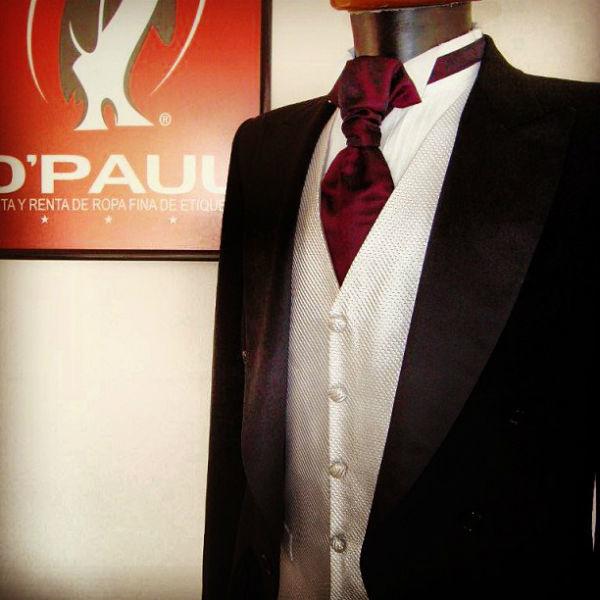 Trajes de novio D'Paul en Estado de México para venta y renta
