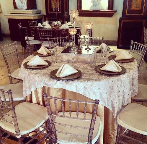 Salones Bellagio y Romance