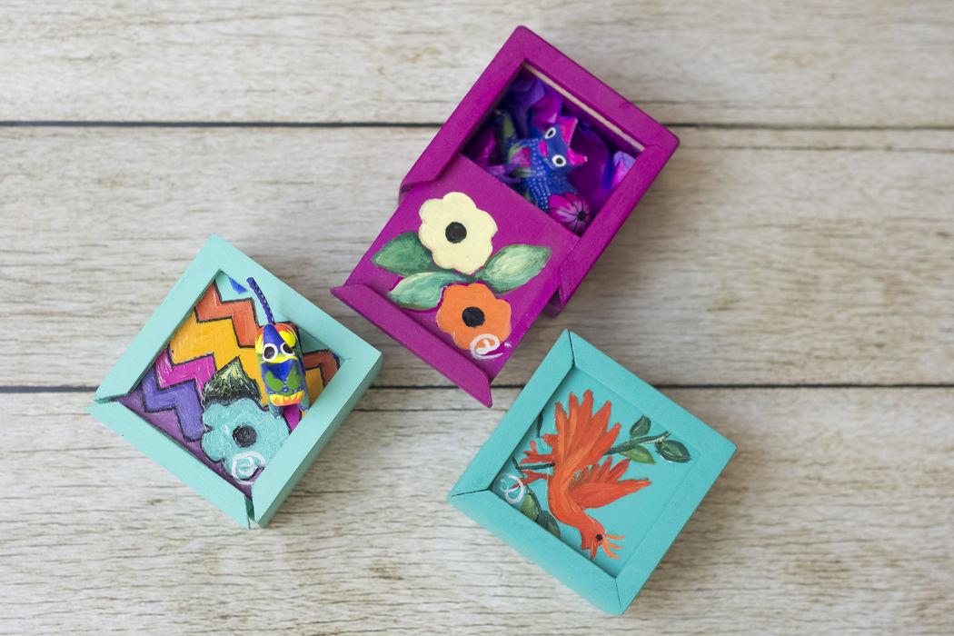 Oaxaca en una caja®