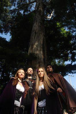 Misa Celta  - Cuarteto vocal e instrumental