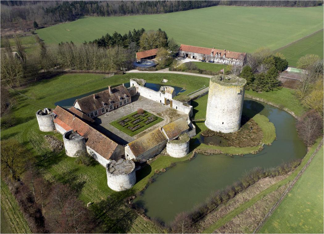 Château de Nesles