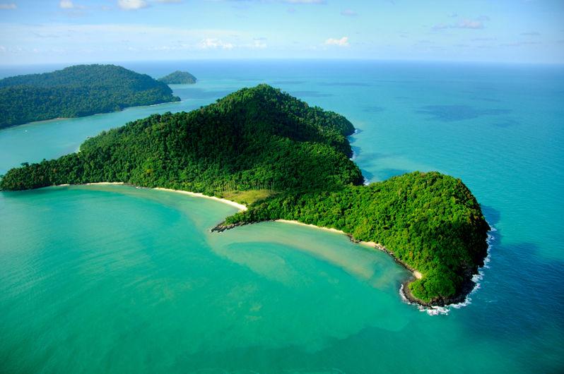 Islas de Langkawi, Malasia