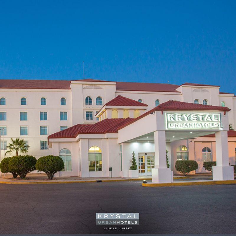 Hotel Krystal Urban Cd. Juárez