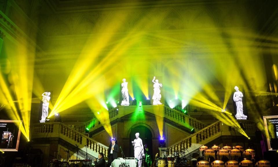 Quest Sonido e Iluminación