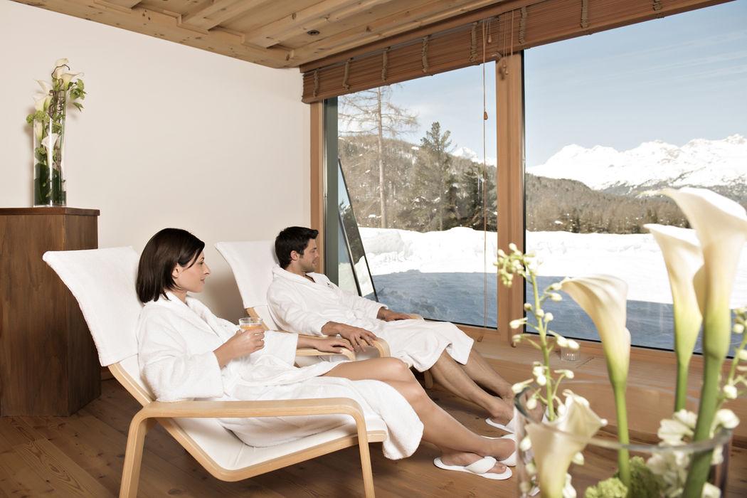Kronenhof Spa - Private Spa Suite