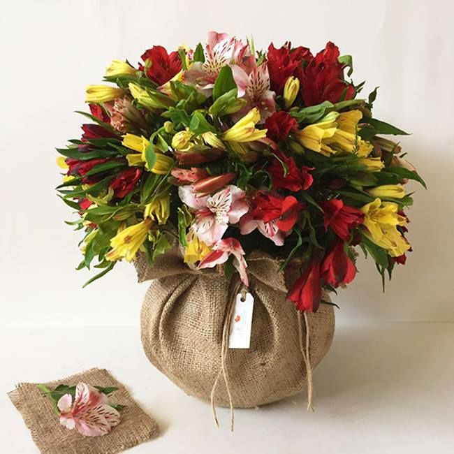 Florería Alstromelia