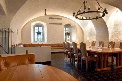 Beispiel: Räumlichkeiten, Foto: Schloss Böttstein.