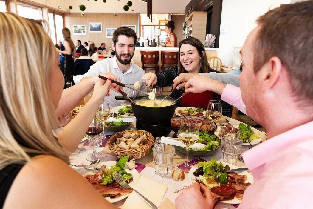 Restaurant les Papillons – Auberge du Larmont