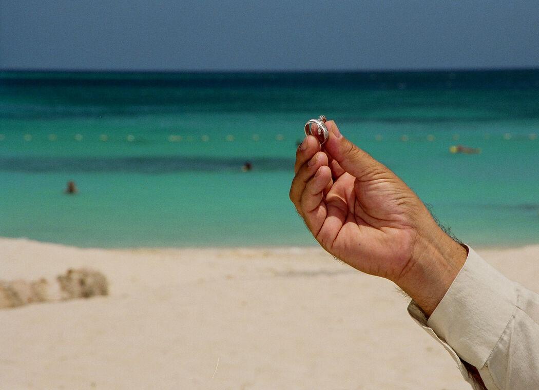 anillo en mar caribe