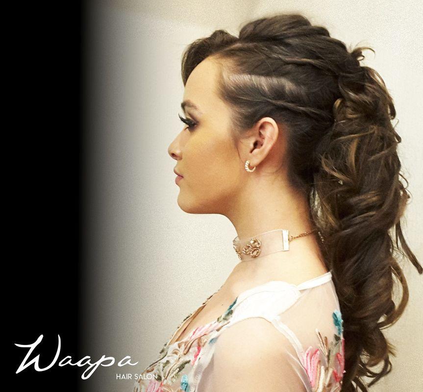 Waapa Hair Saloon